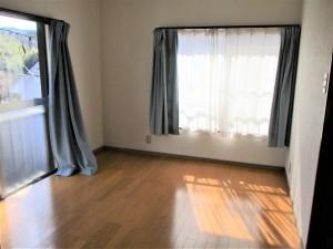 2階洋室4.5帖(内装)